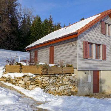 Outside Winter 34, Ferienchalet la Frêtaz im Jura, Bullet, Jura, Jura, Switzerland
