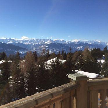 Außen Winter 65, Luxuschalet Chanson im Wallis, Crans-Montana, Wallis, Wallis, Schweiz