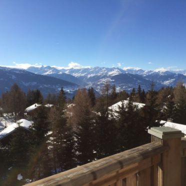 Outside Winter 65, Luxuschalet Chanson im Wallis, Crans-Montana, Wallis, Wallis, Switzerland