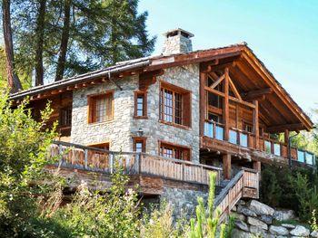 Chalet Ahnis im Wallis - Wallis - Switzerland