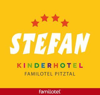 Stefan - Kinderhotel - Logo