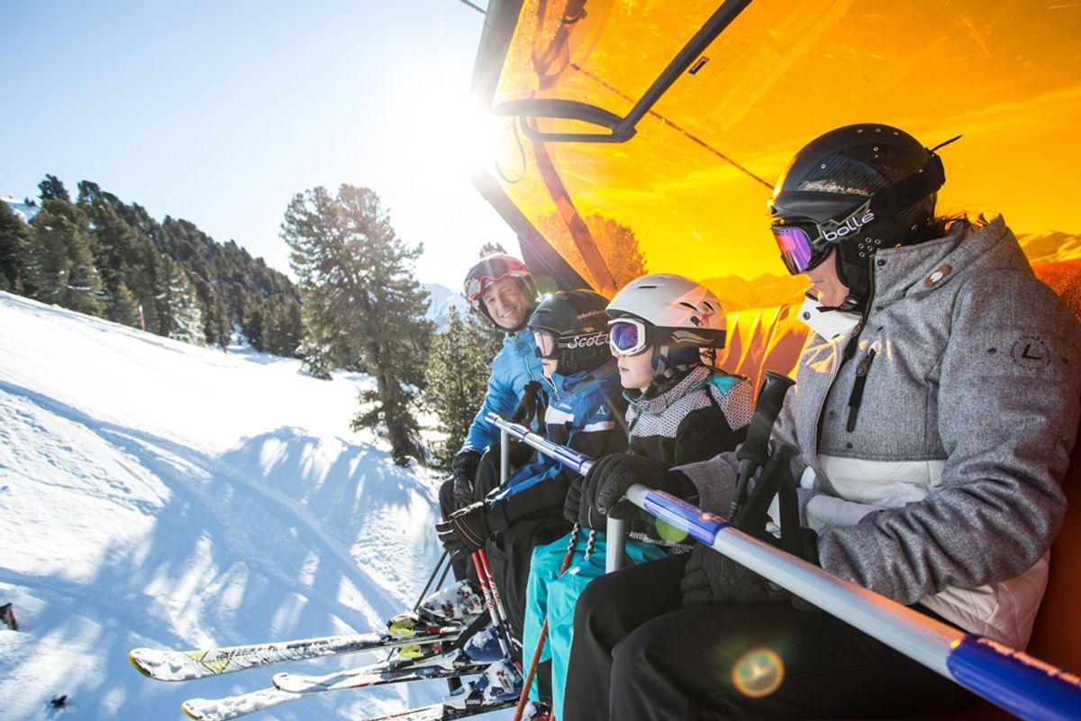 Schneekristall-Wochen inkl. 6-Tages-Skipass