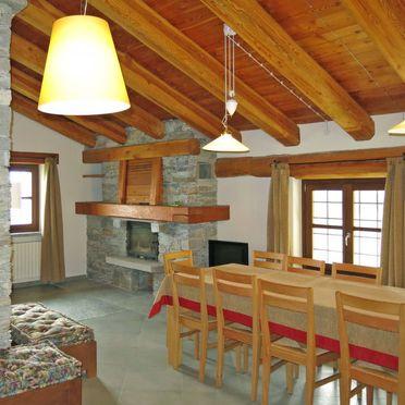 Innen Sommer 5, Casa pra la Funt, Sampeyre, Piemonte-Langhe & Monferrato, Piemont, Italien