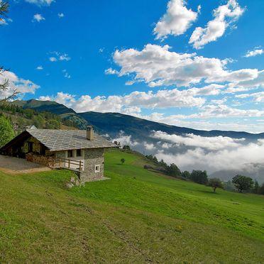 Außen Sommer 4, Casa pra la Funt, Sampeyre, Piemonte-Langhe & Monferrato, Piemont, Italien