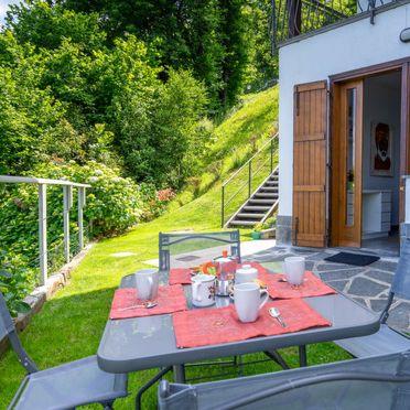 Innen Sommer 4, Chalet Ca' delle Isole, Stresa, Lago Maggiore, Piemont, Italien