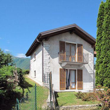 Innen Sommer 3, Rustico Iride, Mergozzo, Lago Maggiore, Piemont, Italien