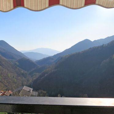 Außen Sommer 4, Rustico Ginevra, Aurano, Lago Maggiore, Piemont, Italien