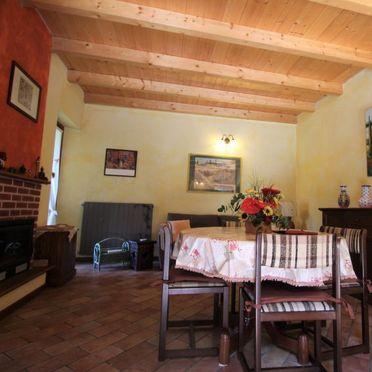 Innen Sommer 3, Rustico Casa Mulino, Castelveccana, Lago Maggiore, Lombardei, Italien