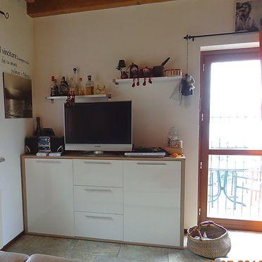 Innen Sommer 3, Rustico Giulia, Cannero Riviera, Lago Maggiore, Piemont, Italien
