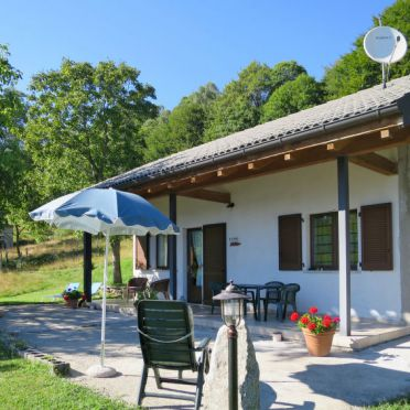 Outside Summer 3, Chalet Baita Checc, Cannero Riviera, Lago Maggiore, Piemont, Italy