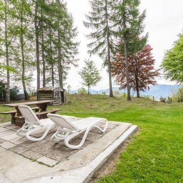 Außen Sommer 3, Ferienhaus Baita Nini, Cannero Riviera, Lago Maggiore, Piemont, Italien