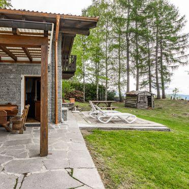 Außen Sommer 5, Ferienhaus Baita Nini, Cannero Riviera, Lago Maggiore, Piemont, Italien