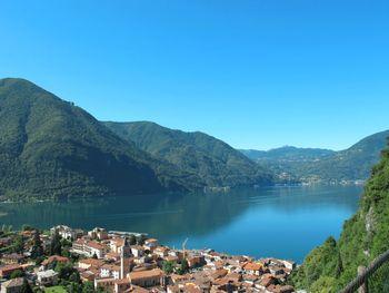 Ferienhaus Ca' Rossa - Lombardei - Italien