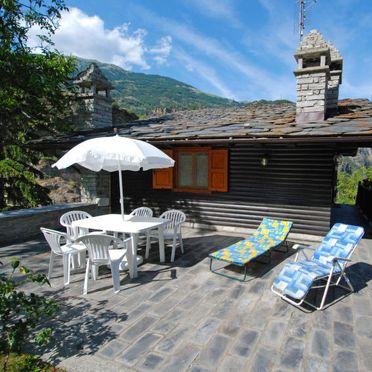 Außen Sommer 3, Chalet Sanitate, Arvier, Aostatal, Aostatal, Italien