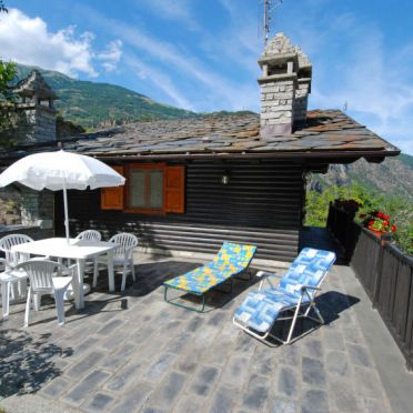 Outside Summer 3, Chalet Sanitate, Arvier, Aostatal, , Italy
