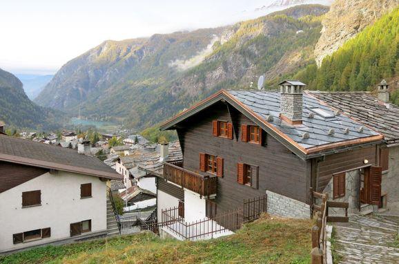 Außen Sommer 1 - Hauptbild, Rustico Plen Solei, Valtournenche, Aostatal, Aostatal, Italien