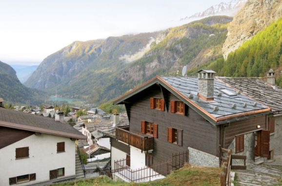 Outside Summer 1 - Main Image, Rustico Plen Solei, Valtournenche, Aostatal, , Italy