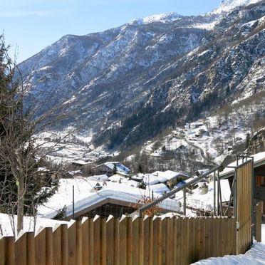 Außen Winter 21, Rustico Plen Solei, Valtournenche, Valtournenche, Aostatal, Italien