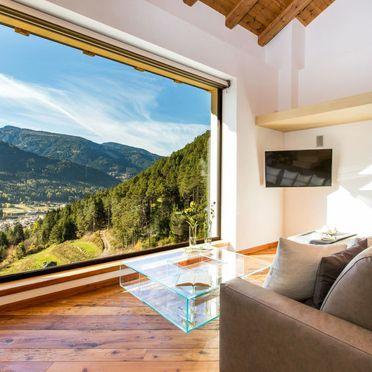 Innen Sommer 3, Chalet Paradise, Predazzo, Fiemme Valley, Trentino-Südtirol, Italien