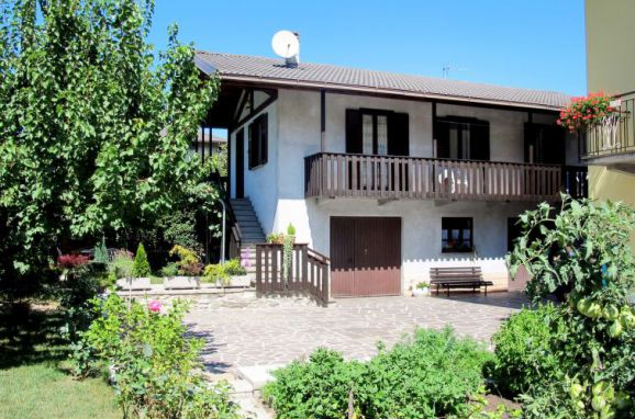Außen Sommer 1 - Hauptbild, Ferienhaus Gremes, Lago di Caldonazzo, Trentino-High Adige, Trentino-Südtirol, Italien