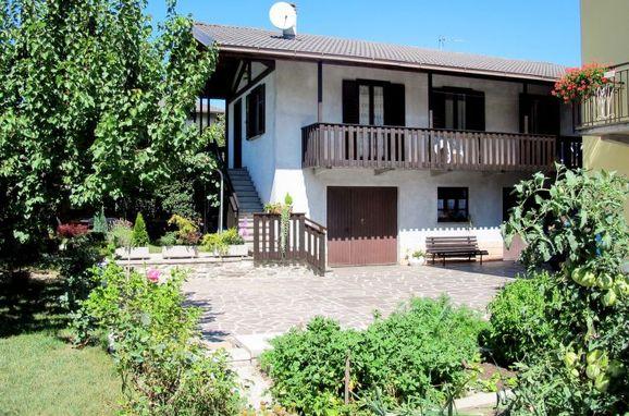 Außen Sommer 1 - Hauptbild, Ferienhaus Gremes, Lago di Caldonazzo, Trentino-Südtirol, Trentino-Südtirol, Italien