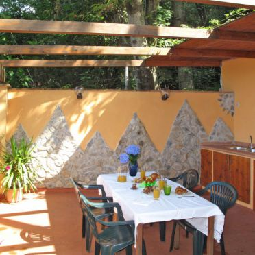 Außen Sommer 14 - Hauptbild, Ferienhaus Mare e Monti, San Carlo Terme, Versilia, Lunigiana und Umgebung, Toskana, Italien