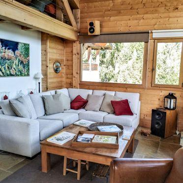 Inside Summer 4, Chalet l'Epachat, Saint Gervais, Savoyen - Hochsavoyen, Auvergne-Rhône-Alpes, France