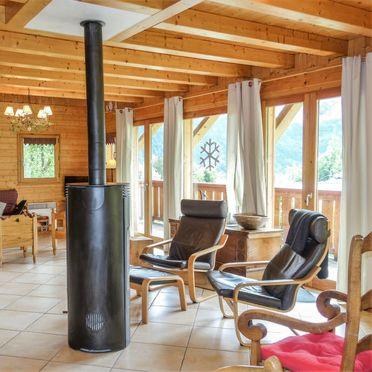 Inside Summer 4, Chalet du Bulle, Saint Gervais, Savoyen - Hochsavoyen, Auvergne-Rhône-Alpes, France