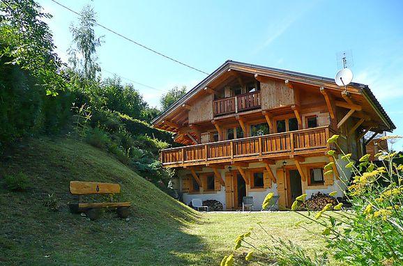 Outside Summer 1 - Main Image, Chalet du Bulle, Saint Gervais, Savoyen - Hochsavoyen, Auvergne-Rhône-Alpes, France