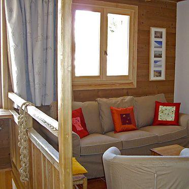 Innen Sommer 4, Chalet L'Amandier, Serre Chevalier, Alpes du Sud, Provence-Alpes-Côte d'Azur, Frankreich