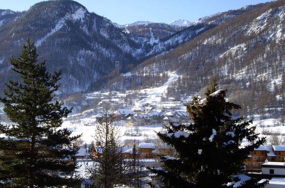 Außen Winter 16 - Hauptbild, Chalet L'Amandier, Serre Chevalier, Alpes du Sud, Provence-Alpes-Côte d'Azur, Frankreich