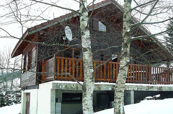 Outside Winter 6, Chalet Gerbepal, Gerbépal, Vogesen, Alsace, France