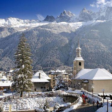 Innen Winter 19, Chalet les Pelarnys, Chamonix, Savoyen - Hochsavoyen, Auvergne-Rhône-Alpes, Frankreich