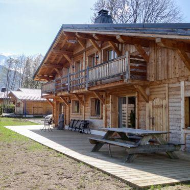 Außen Sommer 1 - Hauptbild, Chalet Cosy 1, Saint Gervais, Savoyen - Hochsavoyen, Auvergne-Rhône-Alpes, Frankreich
