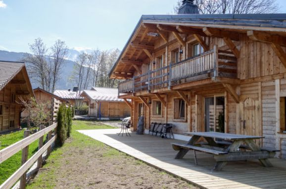 Outside Summer 1 - Main Image, Chalet Cosy 1, Saint Gervais, Savoyen - Hochsavoyen, Auvergne-Rhône-Alpes, France