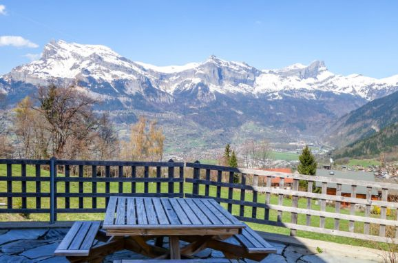 Außen Sommer 1 - Hauptbild, Chalet Mille Bulle, Saint Gervais, Savoyen - Hochsavoyen, Auvergne-Rhône-Alpes, Frankreich