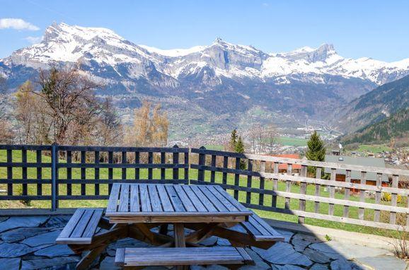 Outside Summer 1 - Main Image, Chalet Mille Bulle, Saint Gervais, Savoyen - Hochsavoyen, Auvergne-Rhône-Alpes, France