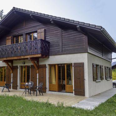 Außen Sommer 1 - Hauptbild, Chalet Mendiaux, Saint Gervais, Savoyen - Hochsavoyen, Auvergne-Rhône-Alpes, Frankreich