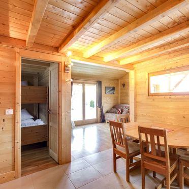 Innen Sommer 3, Chalet cosy 2, Saint Gervais, Savoyen - Hochsavoyen, Auvergne-Rhône-Alpes, Frankreich