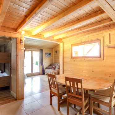 Innen Sommer 4, Chalet cosy 2, Saint Gervais, Savoyen - Hochsavoyen, Auvergne-Rhône-Alpes, Frankreich