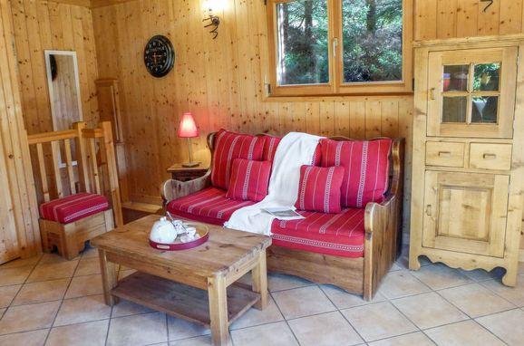Innen Sommer 1 - Hauptbild, Chalet Evasion, Chamonix, Savoyen - Hochsavoyen, Auvergne-Rhône-Alpes, Frankreich