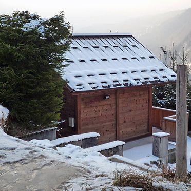 Außen Winter 21, Chalet Evasion, Chamonix, Savoyen - Hochsavoyen, Auvergne-Rhône-Alpes, Frankreich