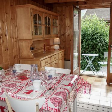 Inside Summer 2, Chalet Farfadets, Saint Gervais, Savoyen - Hochsavoyen, Auvergne-Rhône-Alpes, France