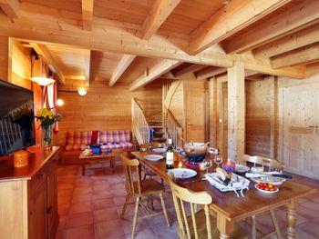 Chalet bois de Champelle - Auvergne-Rhône-Alpes - France