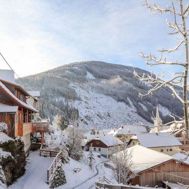 Außen Winter 28, Felsenhütte in Kärnten, Bad Kleinkirchheim, Kärnten, Kärnten, Österreich