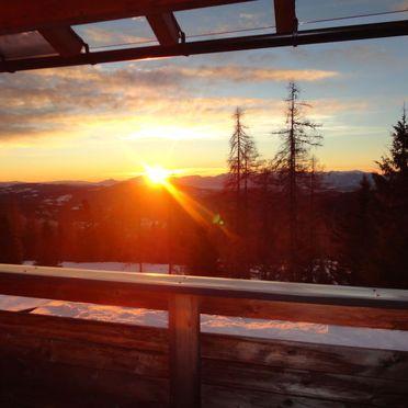 Außen Winter 18, Chalet Sonnkegel, Sirnitz - Hochrindl, Kärnten, Kärnten, Österreich