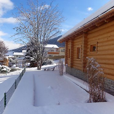 Outside Winter 32, Blockhütte Karin, Axams, Tirol, Tyrol, Austria