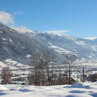 Außen Winter 21, Chalet Auhäusl, Fügen, Zillertal, Tirol, Österreich