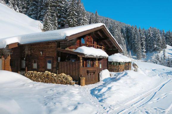 Außen Winter 32 - Hauptbild, Chalet Simon, Mayrhofen, Zillertal, Tirol, Österreich