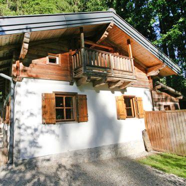 Außen Sommer 2, Chalet im Wald, Werfenweng, Pfarrwerfen, Salzburg, Österreich